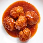 How to Make Cranberry Jelly Turkey Meatballs