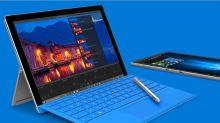 Surface Pro 4 firmware update improves battery life and touch functionality