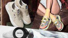 這幾雙顏值開掛的少女感運動鞋絕對要收!Prada for adidas、Puma、Chloé Blake,夢幻新款每雙都想Get