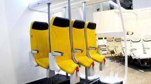 【多圖】飛機企位實物圖 意大利廠商公開照片