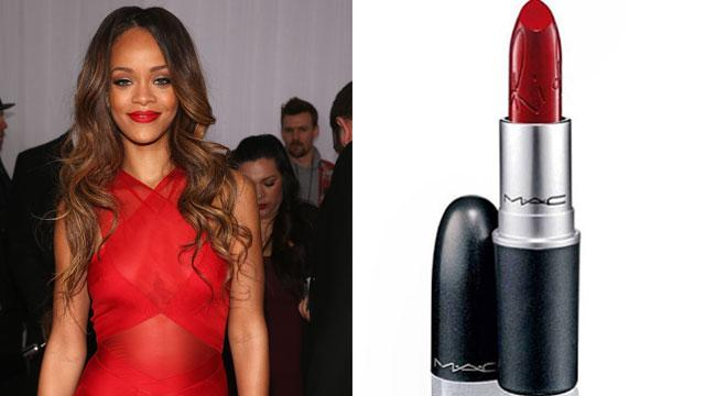 Rihanna's 'RiRi Woo' MAC Lipstick Debuts Thursday