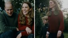 Kate and William share adorable rare family video for anniversary