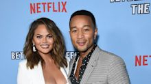 Chrissy Teigen Mercilessly Mocks John Legend Over 'Sexiest Man Alive' Title