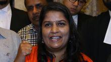Rule of law? So when's my turn, Indira Gandhi asks Putrajaya, IGP