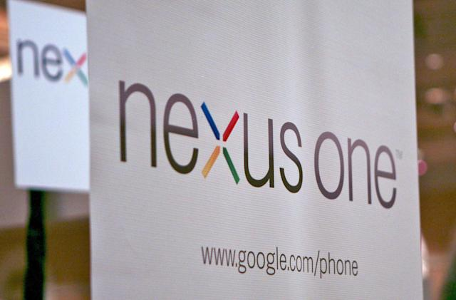 A look back at Google's Android flagships: the Nexus family