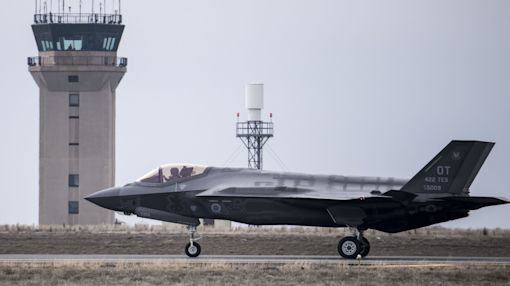 Another F-35 Engine Catches Fire