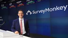 SurveyMonkey stock dives as losses grow, finance and operating chief departs