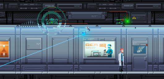 Become an alien on the run in retro-inspired Paradise Lost: First Contact