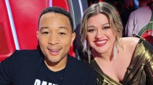John Legend and Kelly Clarkson Reimagine 'Baby It's Cold Outside' — Without the Controversial Lyrics