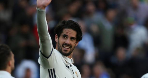 Foot - ESP - Real - Real Madrid : le milieu offensif Isco proche d'une prolongation