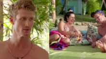 Richie Strahan caught in messy 'love square' on Bachelor In Paradise