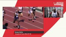 Athlé - ChF (H) : Zhoya : « Content de bien finir la course »