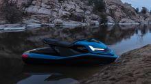 Nikola unveils WAV electric jet ski concept
