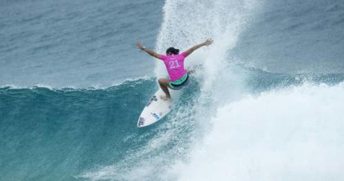 Surf - CT (F) - Gold Coast - Gold Coast : Stephanie Gilmore triomphe, Johanne Defay 3e