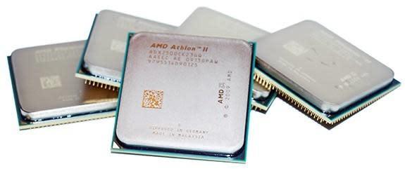 AMD debuts Athlon II X2 250 and Phenom II X2 550 Black Edition CPUs