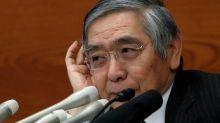 Japan reappoints Kuroda as BOJ chief, picks reflationist academic as deputy