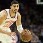 Reports: Turkey seeks warrant for Knicks' Kanter