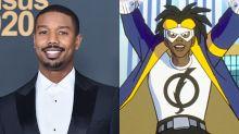 Michael B. Jordan Produksi Film Superhero Kulit Hitam DC 'Static Shock'