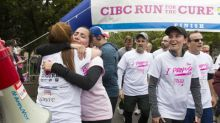 United in purpose, Team CIBC raises $3 million as they walk, run, fundraise and volunteer alongside Canadians to create a future without breast cancer