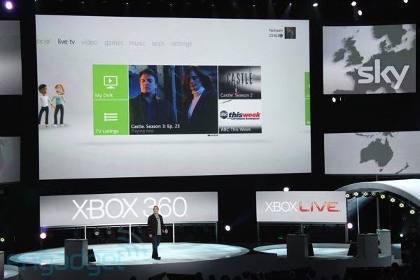 Microsoft opens up latest Xbox Live dashboard preview program
