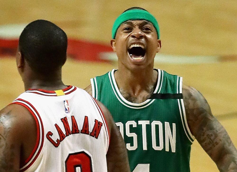 NBA, playoffs: Boston renverse les Bulls de Chicago et rejoint Washington au deuxième tour