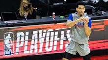 Danny Green injury update: Sixers wing out at least 2 weeks, per report