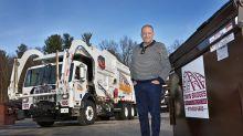 Scott Earl building a new trash hauling empire