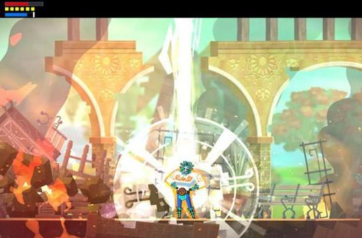 Guacamelee: Super Turbo Championship Edition strikes Steam this week