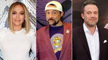 Kevin Smith Takes Credit for Friend Ben Affleck and Jennifer Lopez's 'Bennifer' Nickname