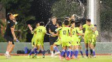 2021全國少年盃壓軸最終戰 天母國小齊心順利奪冠