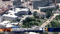 Civic Center Conservancy Driving Force Behind Park Restoration