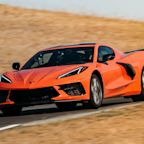 Take a Hot Lap in the 2020 C8 Corvette