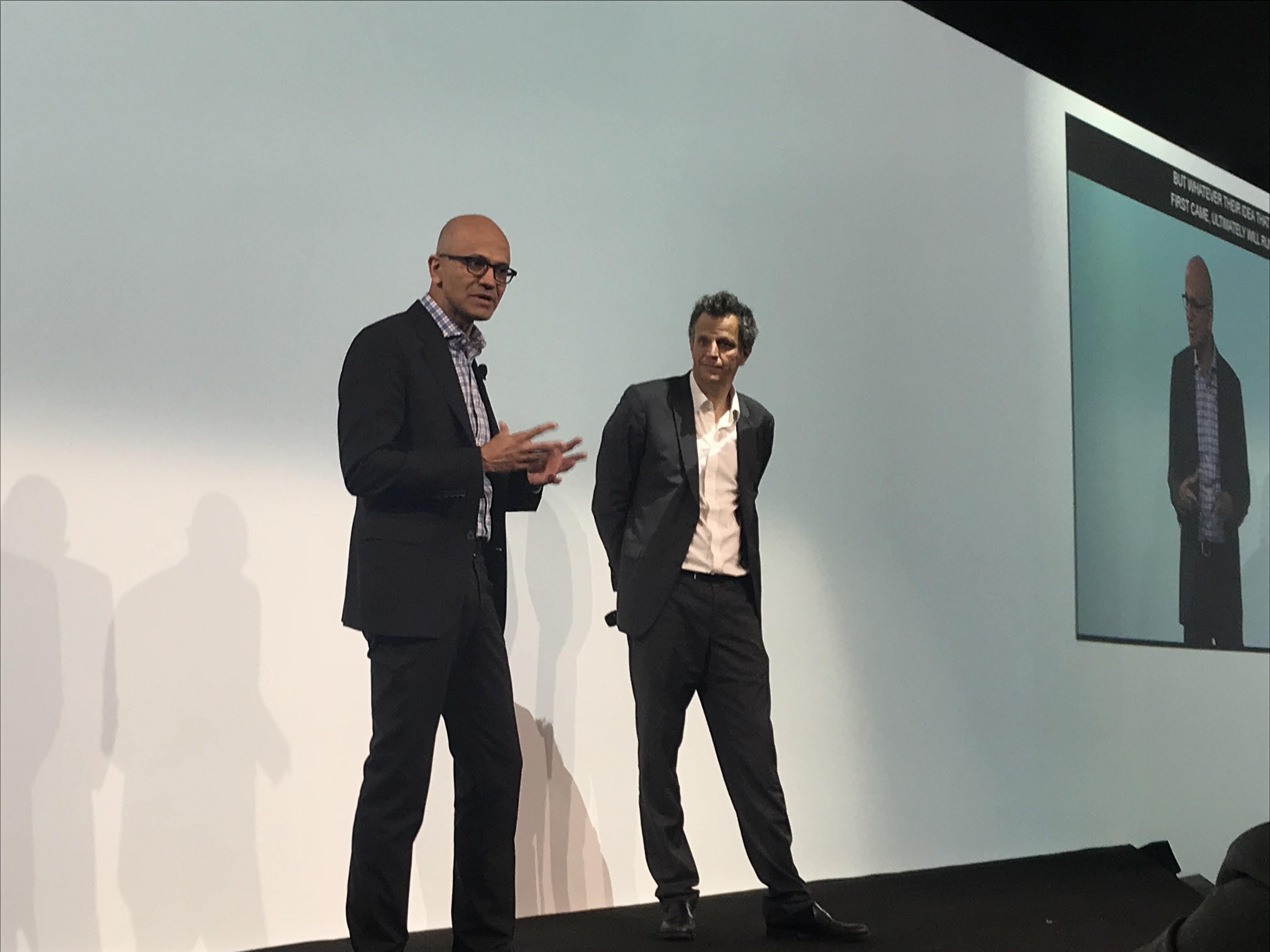 Microsoft and Publicis unveil Marcel, an AI-based productivity platform for the ad giant