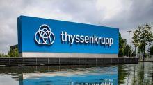 Cevian verzichtet auf Ausschüttung einer Sonderdividende von Thyssen-Krupp