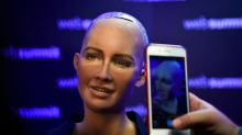 Sophia the Robot's Extreme Makeover is Too Much