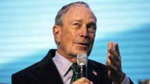 What Bloomberg's $117 million spending spree has bought him so far. (Hint: Not much.)