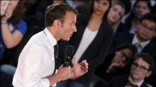 Macron äußert sich pessimistisch zur Zukunft des Iran-Abkommens