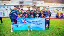 Petra Giant retain AJFC Malaysia League Sarawak title