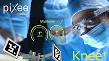 Vuzix announces the World's First Orthopedic Navigation System Using Augmented Reality Smart Glasses developed by Pixee Medical