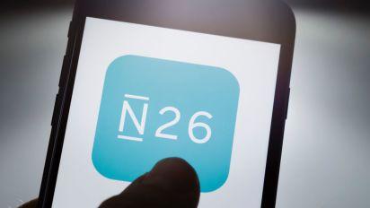 Onlinebank N26 ist das wertvollste deutsche Start-up