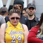 Fans shocked on news of Kobe Bryant's death