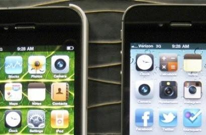 Verizon iPhone hands-on: better calls, slower data, the iPhone experience you know and love