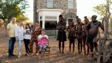 Scarlett Moffatt relocates her 'Gogglebox' family to Africa for new Channel 4 show