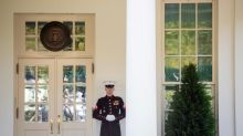 Trump hails Covid 'blessing' as he returns to Oval Office