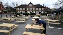 Exclusive: Two-thirds of pubs lack outdoor space to open on Monday