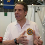 Coronavirus: Trump claims about New York ventilators 'ignorant' and 'grossly uninformed', says Cuomo