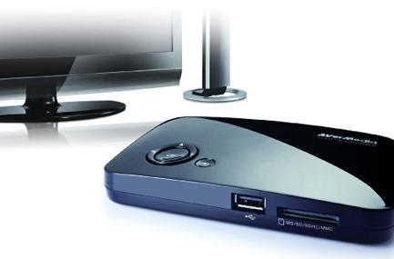 Avermedia trots out AVerLife Cinema media playing set-top box