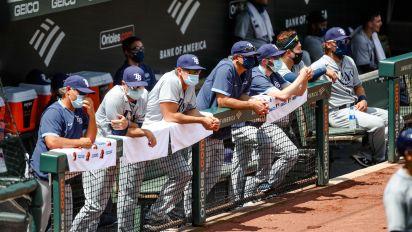 Report: MLB gets tough on COVID-19 violators
