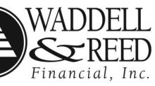 Waddell & Reed Financial, Inc. Declares Quarterly Dividend and Announces Date of Third Quarter Earnings Release