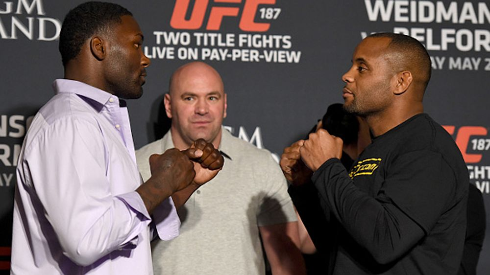 Daniel Cormier vs. Anthony Johnson at UFC 210: Schedule, time, TV, PPV info